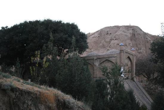 Saint Daniel's Tomb