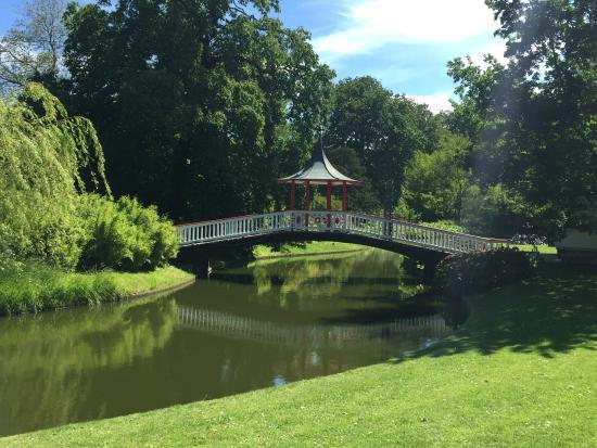 腓烈特堡花园