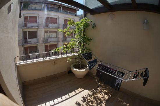 Di Sabatino Resort: balcony
