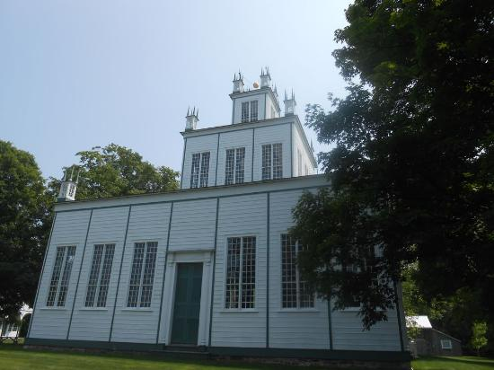 The Sharon Temple