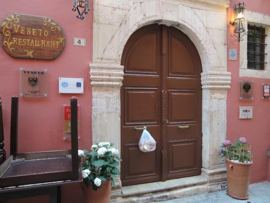 Veneto Boutique Hotel: Historic building (WYSIWYG)
