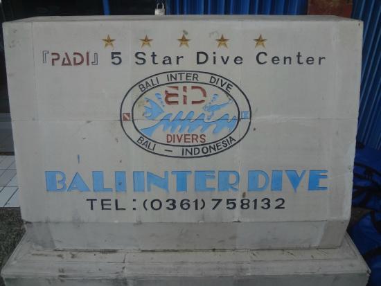 Bali Inter Dive (BID) : bali inter dive