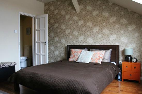 Kapital Inn: Bed