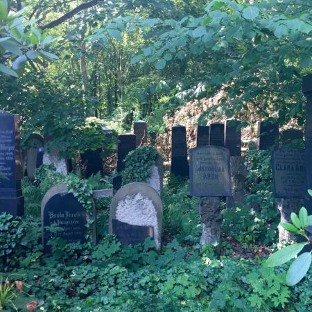 Weissensee Jewish Cemetery