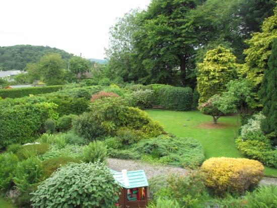 Ballifeary Guest House: View from room