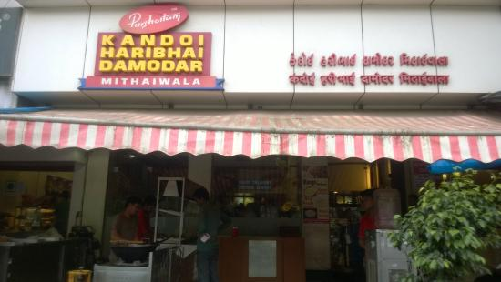 Kandoi Haribhai Damodar Mithaiwala
