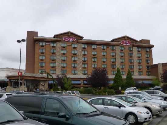 Steak House: Silver Reef Hotel