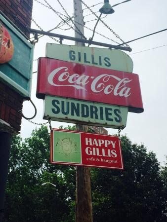 Happy Gillis Cafe & Hangout