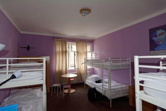 Hostel Franz Kafka: Комната на 6 человек