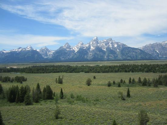 Teton Point Turnout