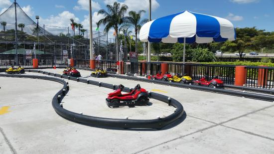 Lil Thunder Rookie Go Karts Picture Of Boomers Boca Raton