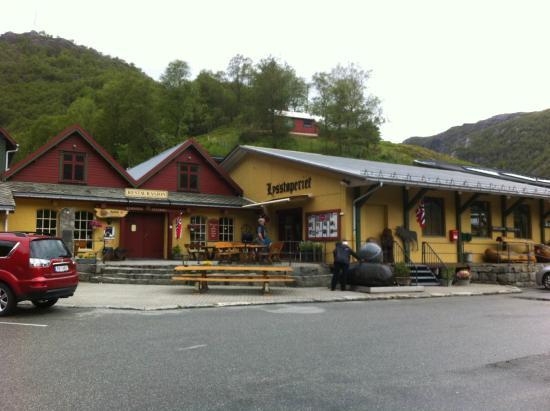 Gjesdal Municipality, Norway: Byrkjedalstunet