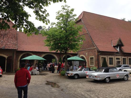 Havixbeck, Niemcy: Hof