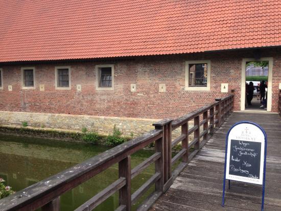 Havixbeck, Niemcy: Zugang