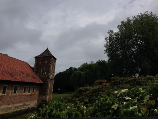 Havixbeck, Duitsland: Burg