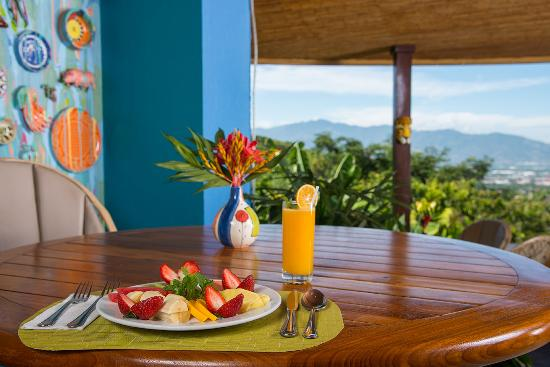 Xandari Resort & Spa Restaurant: Breakfast