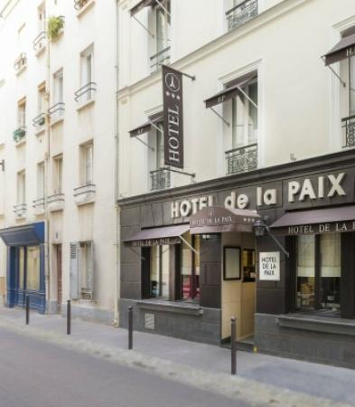 Hotel De La Tour Eiffel Expedia