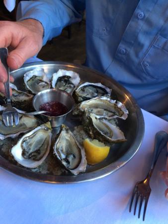 Chez la Mere Pourcel: Oyster Starter