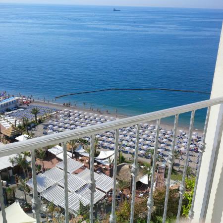Lloyd's Baia Hotel: panorama stupendo dalla stanza
