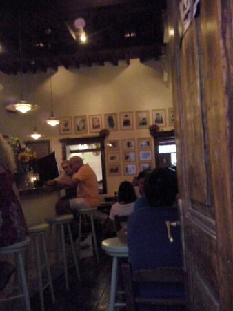 To Maereio : interno del lla taverna