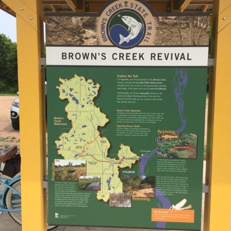 Brown's Creek Trail