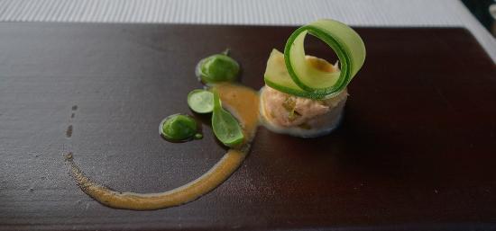 Hotel des Bains & Wellness: zakouski