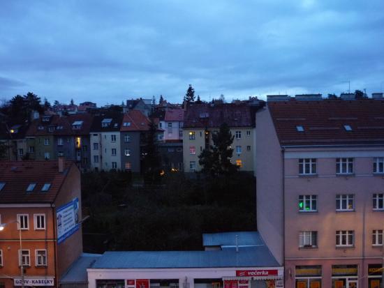 Hotel U Sladku: вид из номера