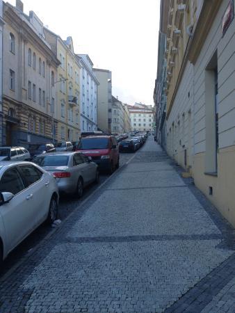 Hotel U Sladku: Улицы рядом