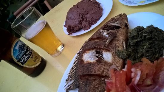 K'Osewe Ranalo Foods: samaki na....