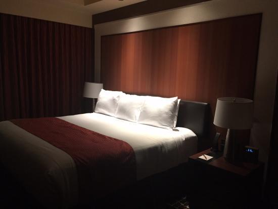 Choctaw Casino Resort: King room