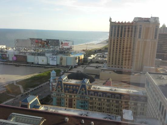 Ballys Hotel Atlantic City Reviews