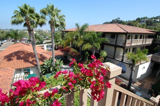 1st floor room view foto van best western plus hacienda. Black Bedroom Furniture Sets. Home Design Ideas