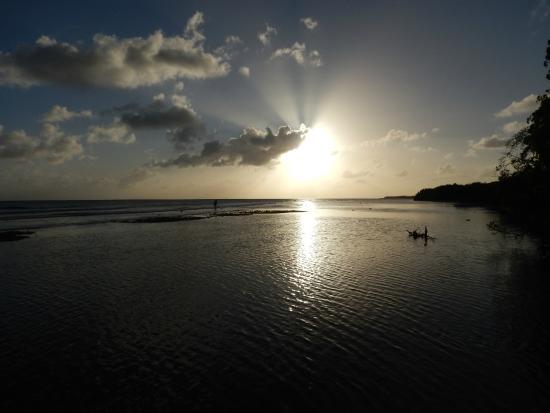 Cades Bay Sunset