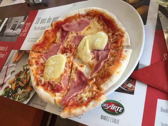 pizza marroco picture of ristorante del arte blagnac tripadvisor. Black Bedroom Furniture Sets. Home Design Ideas