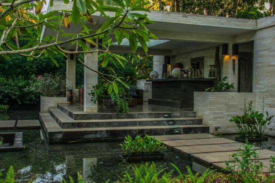 Kelapa Retreat Bali: Reception