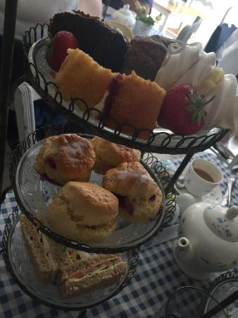 Gluten free high tea amazing and delicious!!!