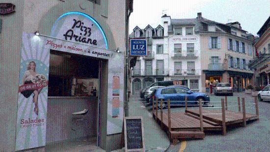 Pizz' Ariane