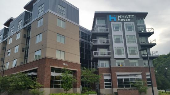Hyatt House Seattle/Redmond : Hyatt Redmond