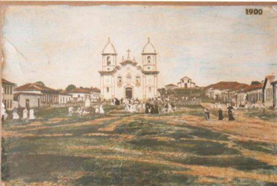Desenho início dos anos de 1900