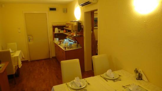 Royal Suites: Salão do café da manhã