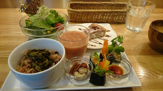 Natural & Raw Food Lohas