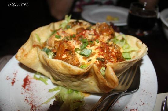 Aztecas Mexican Restaurant : Mexican Salad