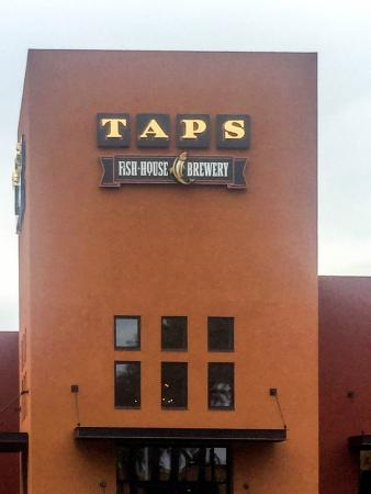 Taps fish house and brewery for Taps fish house irvine