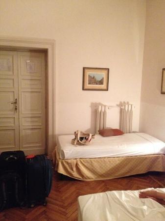 Adler Hotel: Room
