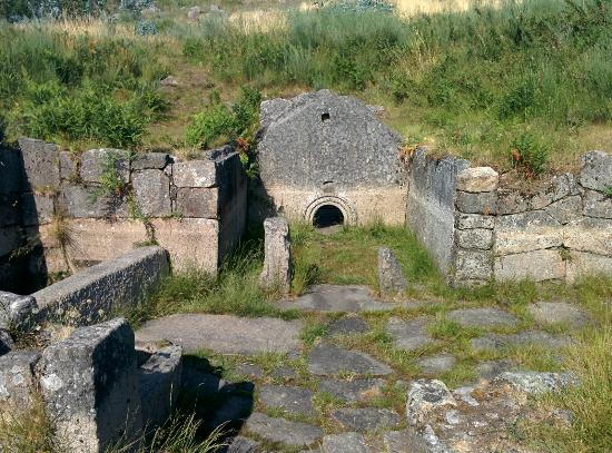 Pacos de Ferreira, Portugal: Citânia de Sanfins