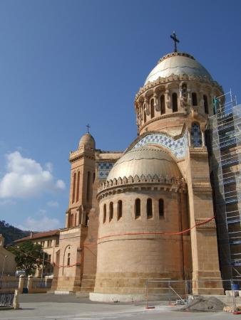 """Algiers, Aljazair: NOTRE DAME D""""AFRIQUE"""