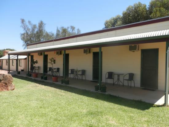 Nuttbush Retreat: Shearer's Quarters