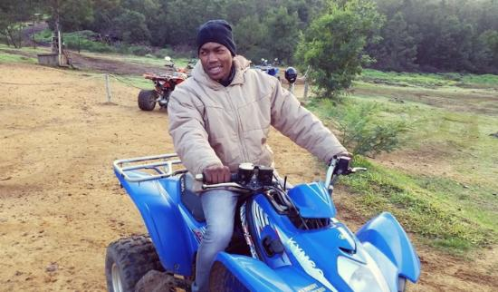 SA Forest Adventures: Sipho