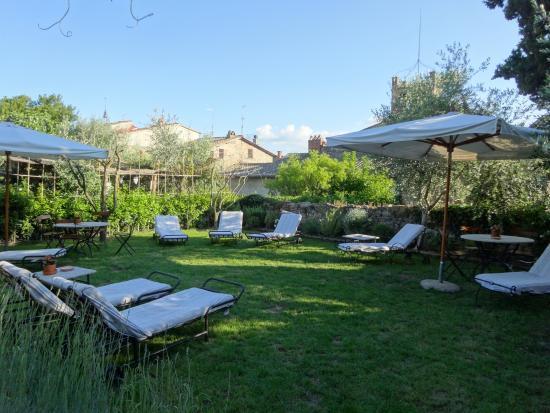 Hotel Palazzo del Capitano Wellness & Relais - Historic Luxury Capitano Collection: Jardin