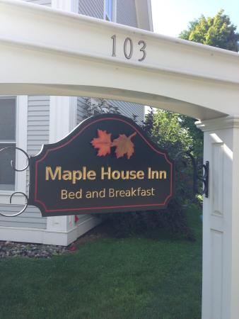‪Maple House Inn Bed and Breakfast‬ صورة فوتوغرافية